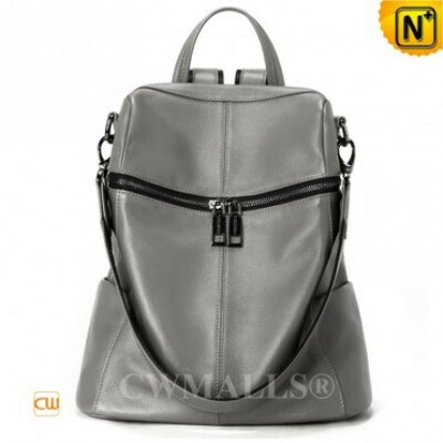 CWMALLS® Womens Leather Convertible Backpack CW207007