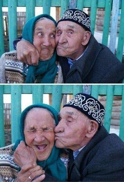 Любовь до старости