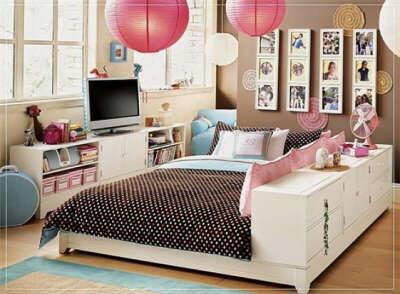 Красивую комнату