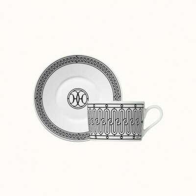 Чайная чашка и блюдце H Deco