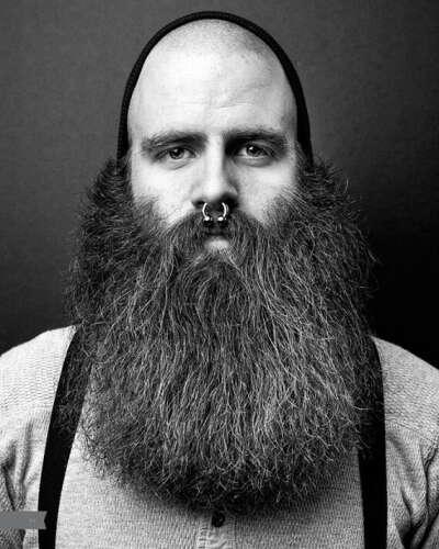 Отростить бороду