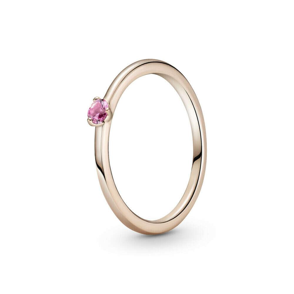 "Pandora Кольцо ""Розовый талисман"""