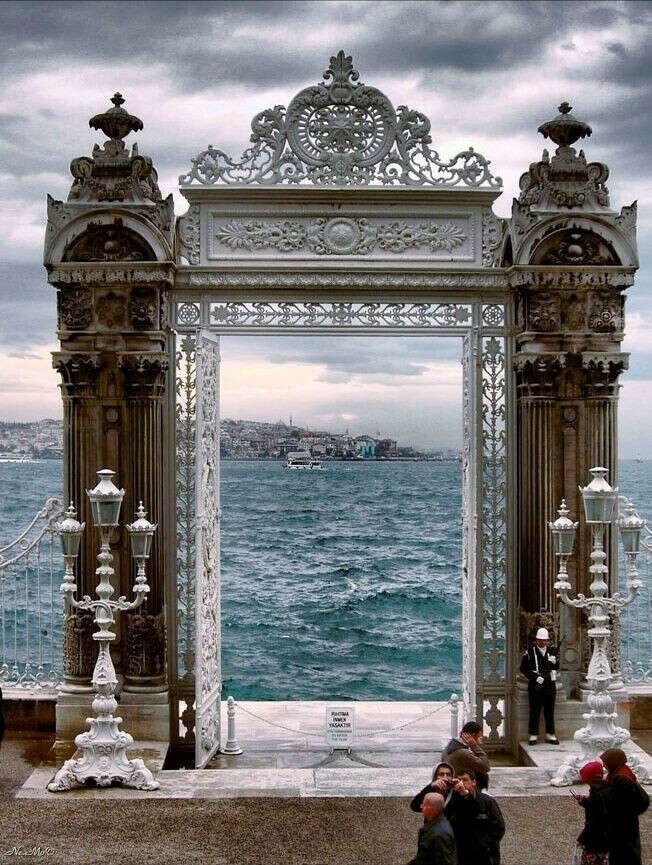Посетить Стамбул!