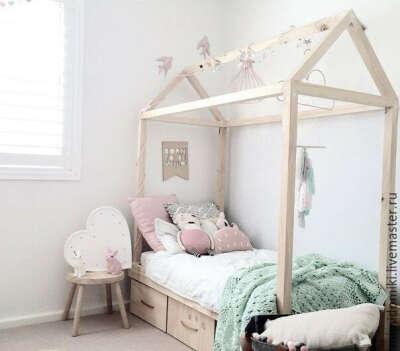 дом-кроватка
