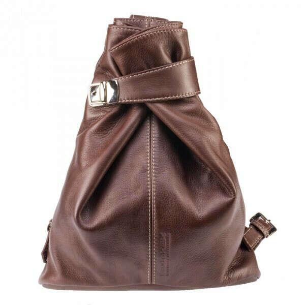 Женская сумка рюкзак Studio KSK 5105 (B-154СOG), коньяк