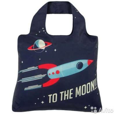 Сумка Envirosax Kids To the Moon