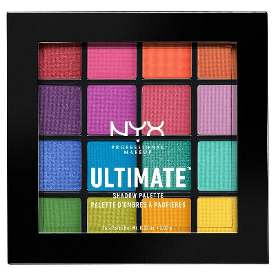 NYX Professional Makeup Ultimate Shadow Palette, оттенок 04
