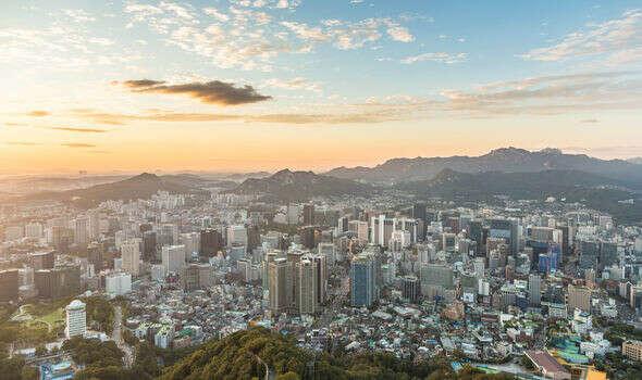 Путешествовать по Южной Корее