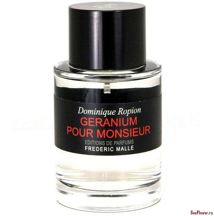 духи frederic malle dominique ropion - geranium pour monsieur