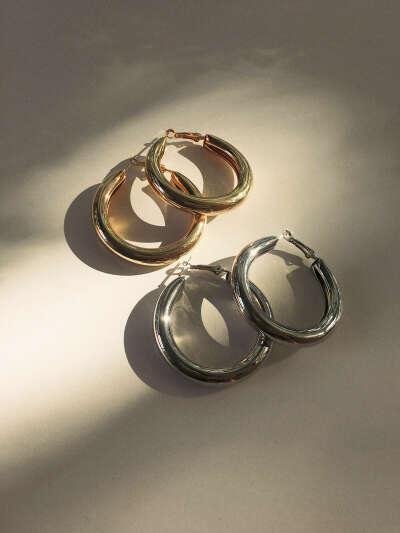 Серьги, кольца, украшения