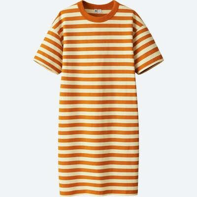 Платье-футболка Uniqlo (коллекция весна 2018)
