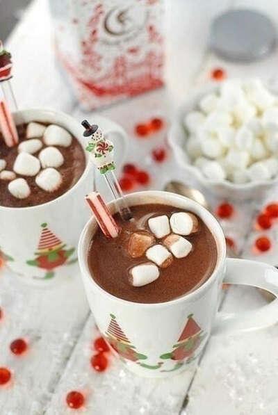 Сделать вкусное какао
