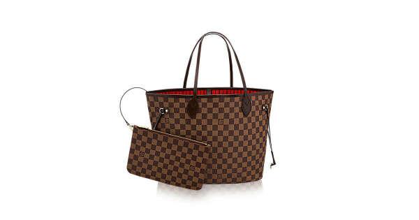Изделия Louis Vuitton: Neverfull MM