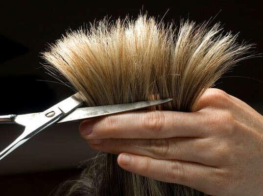 Постричься