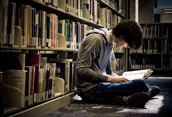 Прочесть 100 книг до 20 лет