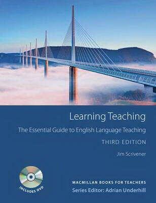 Learning Teaching 3ed Edition Books for Teachers + DVD
