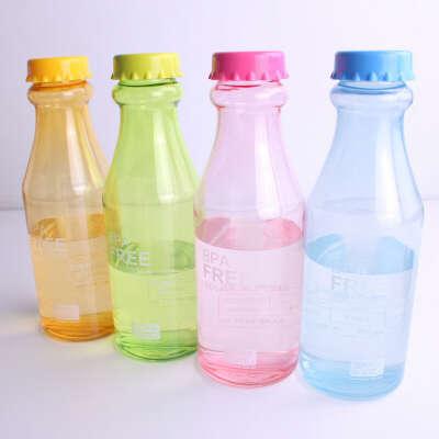 Красивую бутылку для воды