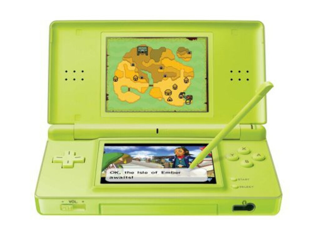 Nintendo DS (Green)