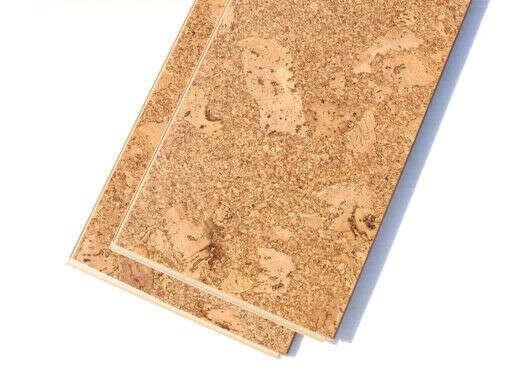 Salami 1/2″ (12mm) Floating Cork Flooring (17.44 sq. ft. / case)