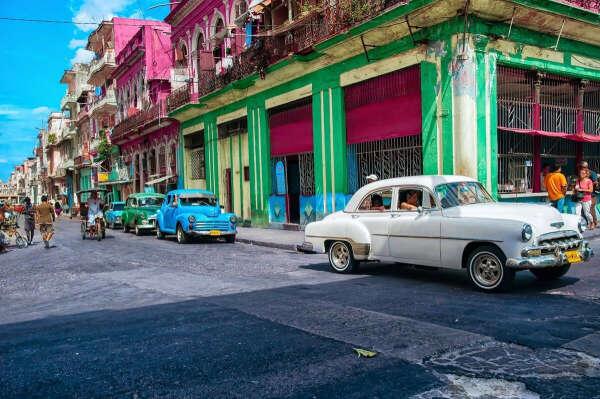 Съездить на Кубу