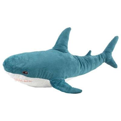 БЛОХЭЙ Мягкая игрушка, акула, 100 см купить онлайн в интернет-магазине - IKEA