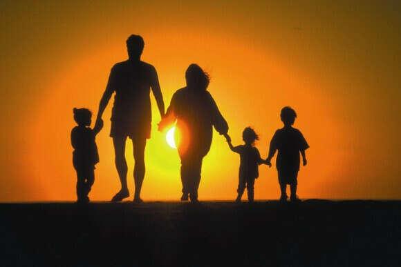 быть любимой и любящей, мамой и счастливой вне зависимости от обстоятельств