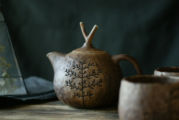 Темнолесный чайничек