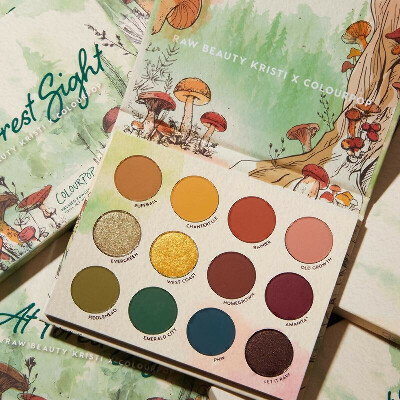 At Forest Sight - Shadow Palette