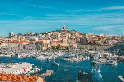 На юг Франции