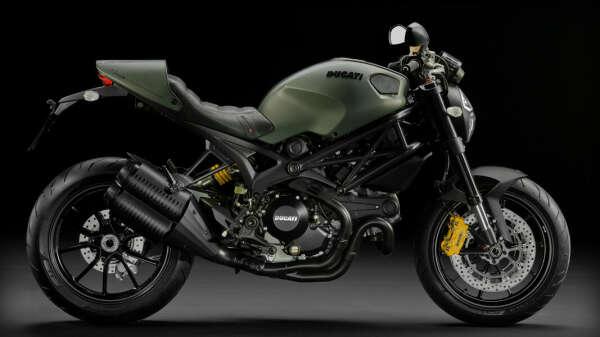 Мотоцикл Ducati Monster