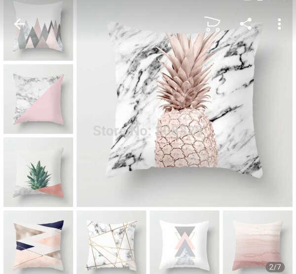 Красивые наволочки для подушек