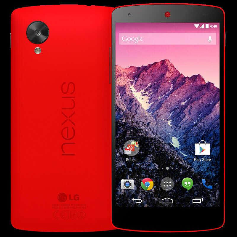 nexus 5 32 Gb Red