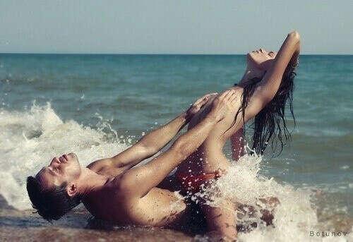 Заняться любовью на пляже