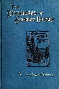 Прочитать все книги о Шерлоке Холмсе