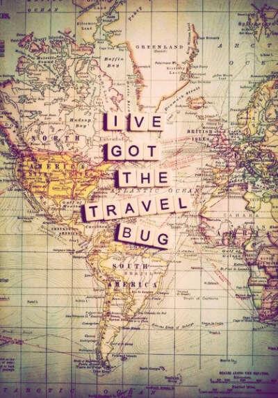 Хочу путешествовать