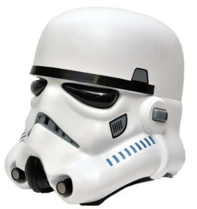 Звездные войны штурмовик делюкс белый рыцарь шлем копилка WStar звездные войны штурмовик штурмовик пвх фигурку модель игрушки купить на AliExpress