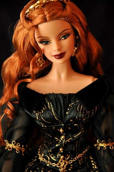 Áine Barbie Doll 2008