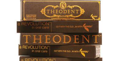 Шоколадная паста Theodent