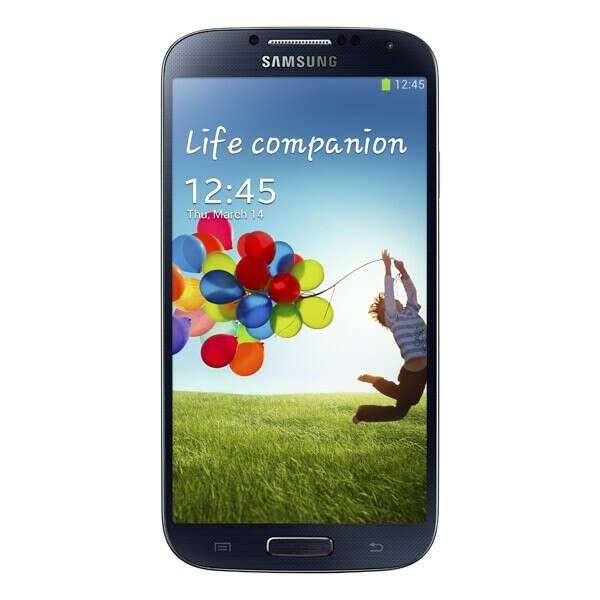 Смартфон Samsung Galaxy S4 16Gb GT-i9500 Black Mist