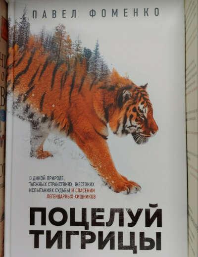 """Павел Фоменко """"Поцелуй тигрицы"""""""