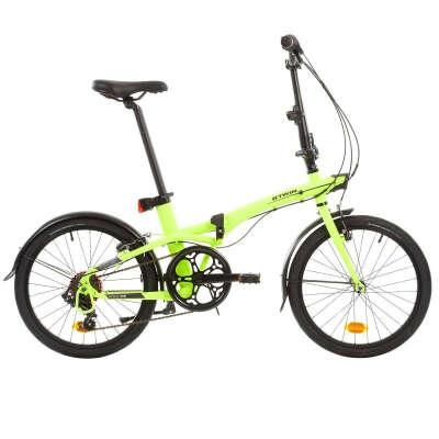 Складные велосипеды - СКЛАДНОЙ ВЕЛОСИПЕД TILT 500
