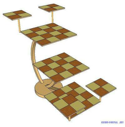 Трёхмерные шахматы (3D Chess)
