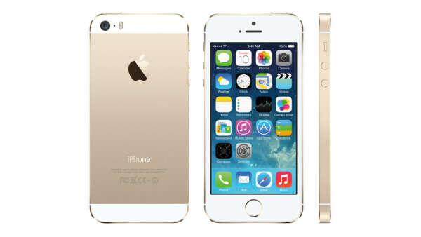 Apple iPhone 5S Gold 32GB