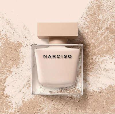 Парфюмерная вода Narciso Eau De Parfum Poudree