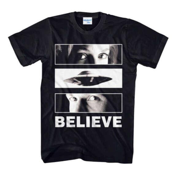 Футболка X-Files Believe