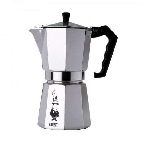 Гейзерную кофеварку