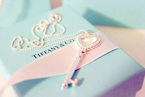 Кулон-ключик от сердца Tiffany&Co