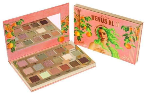 Купить Lime Crime Палетка теней Venus venus xl 2 по низкой цене с доставкой из маркетплейса Беру