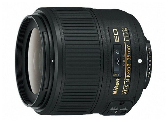 Nikon35mm f/1.8G AF-S Nikkor
