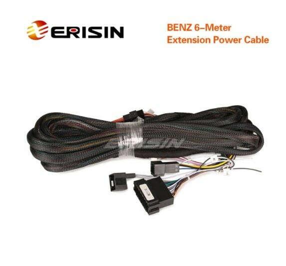HC-Benz-6M-PX6 Benz 6M Cable for ES6281E - Erisinworldwide
